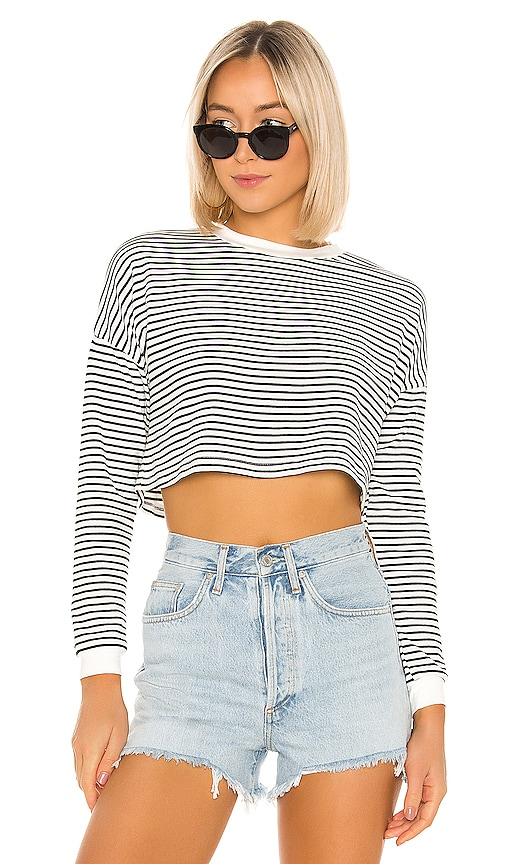 Grace Knit Stripe Top