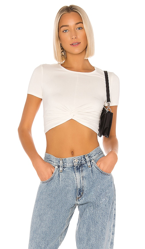 Camille Twist Front Top