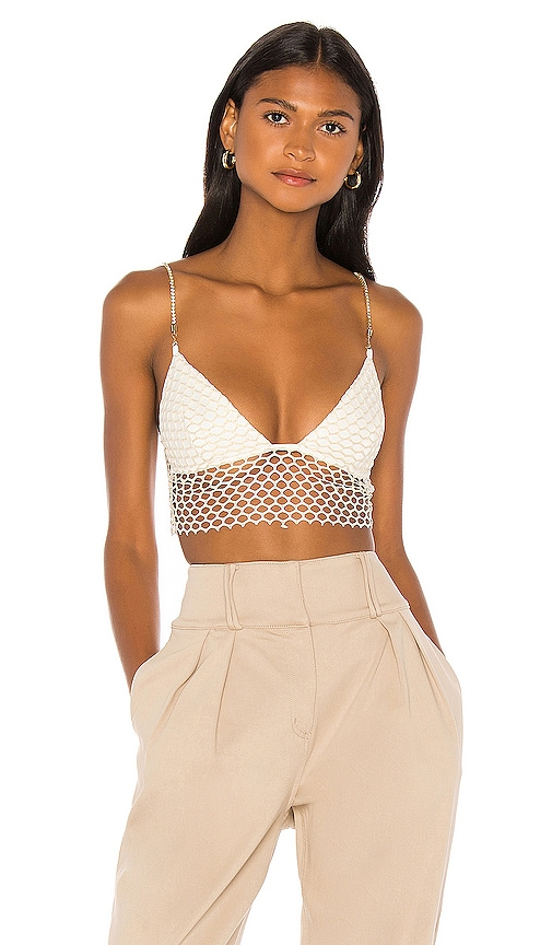 Kali Crop Top by Superdown