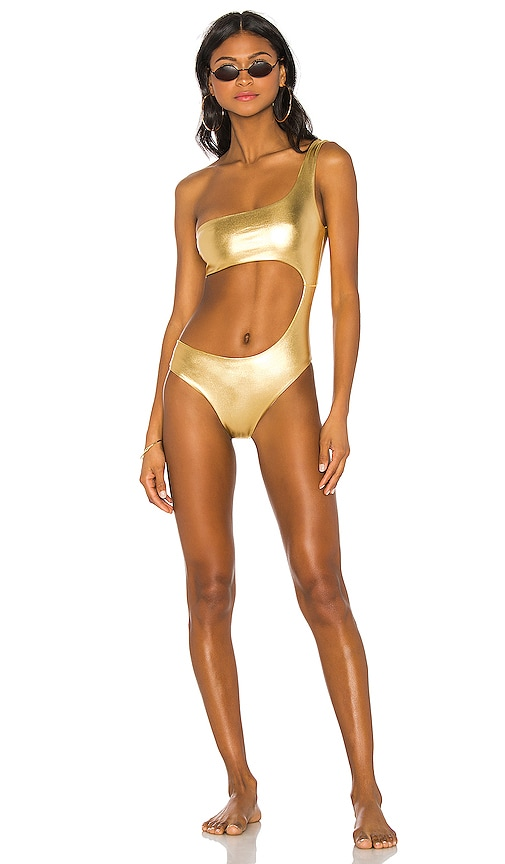 x REVOLVE Nova Asymmetrical One Piece
