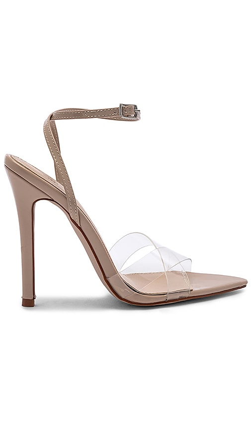 81570084960 superdown Kaia Heel in Nude | REVOLVE