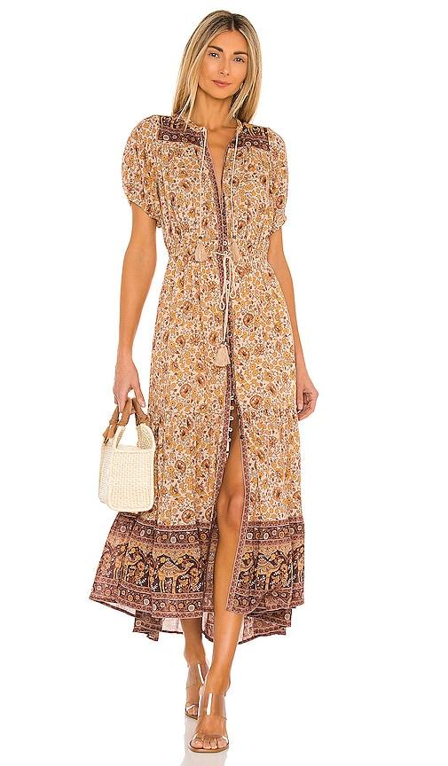 Spell Sundown Gown in Spice | REVOLVE
