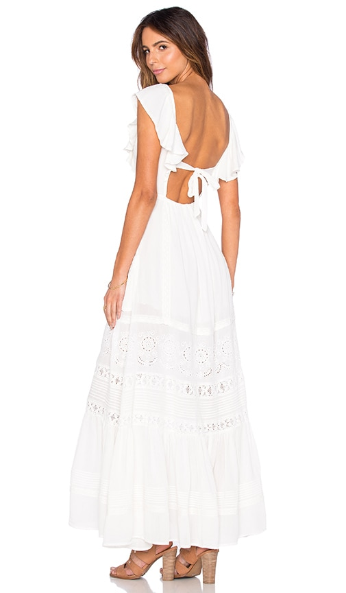 e901b6779ee Spell & The Gypsy Collective Boho Bella Dress in White | REVOLVE