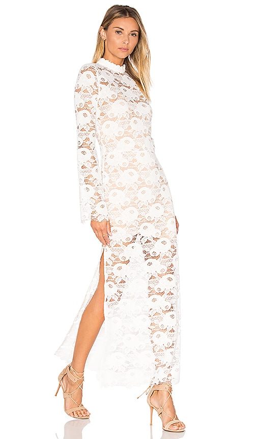 Rosamond Lace Dress