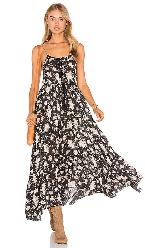 0227a809ceb Spell   The Gypsy Collective Gypsy Dancer Dress in Caviar new ...