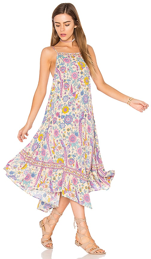 Spell & The Gypsy Collective Sundress Dress in Pink
