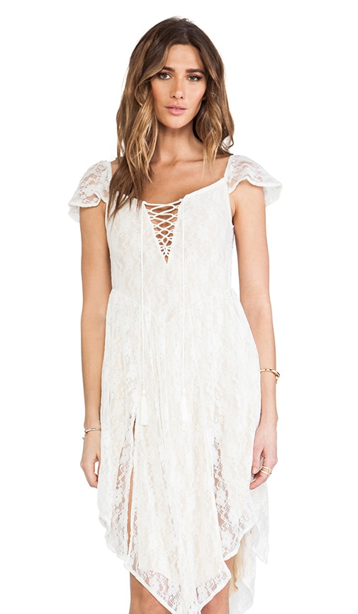 Glastonbury Lace Dress