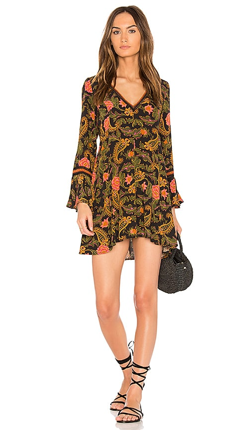 Spell & The Gypsy Collective Etienne Play Dress in Black