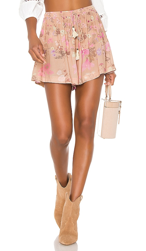 Wild Bloom Shorts