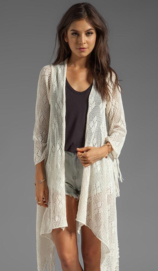 Lola Tassel Coat