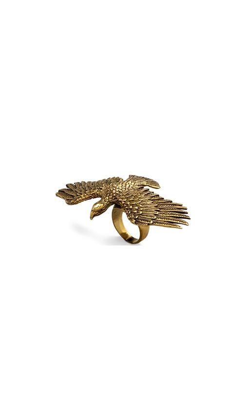 Etana Eagle Ring