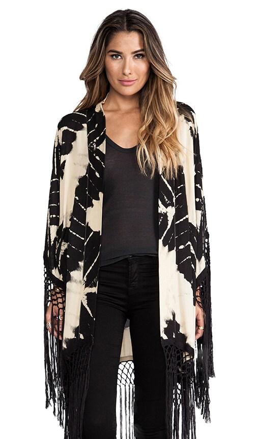 Storm Tassel Kimono