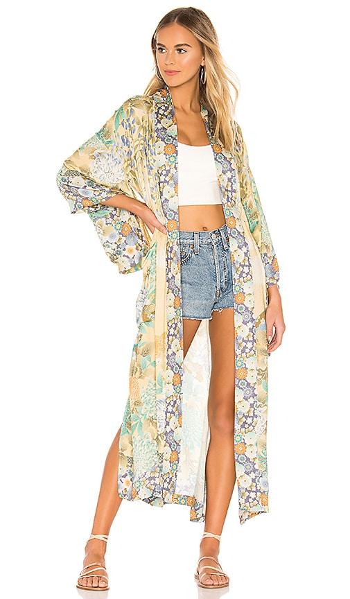 Willow Maxi Robe