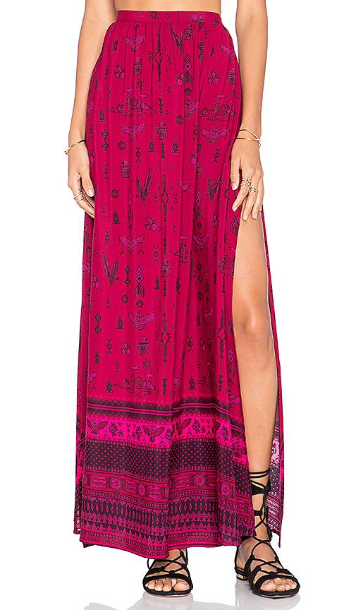 Phoenix Maxi Skirt
