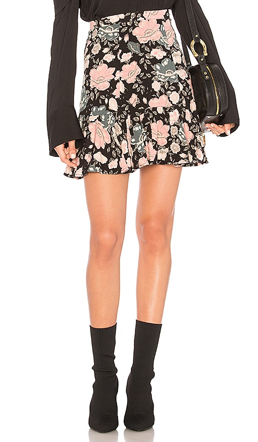 Spell & The Gypsy Collective Winona Mini Skirt in Black