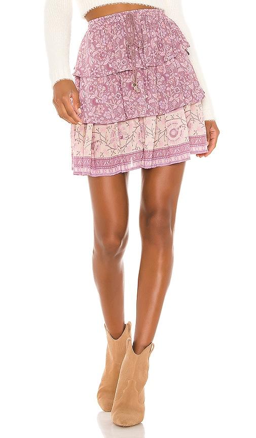 Dahlia Ra Ra Mini Skirt