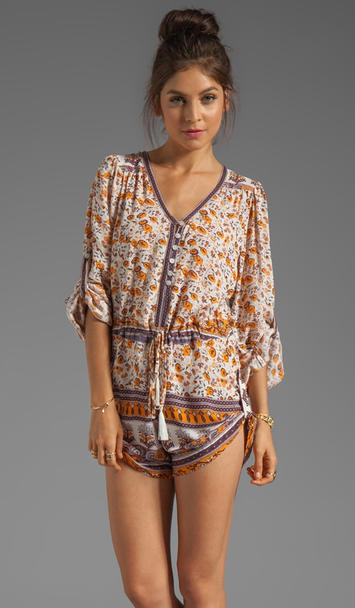 Gypsy Love Playsuit