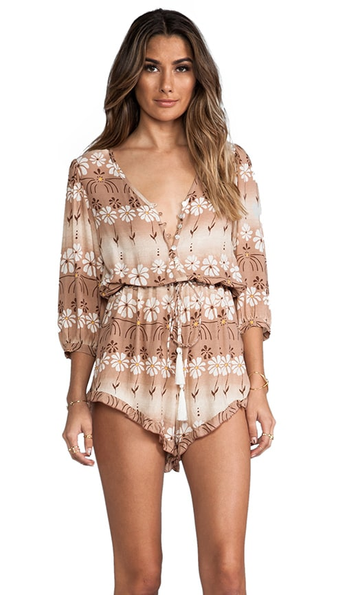 The Daisy Chain Playsuit