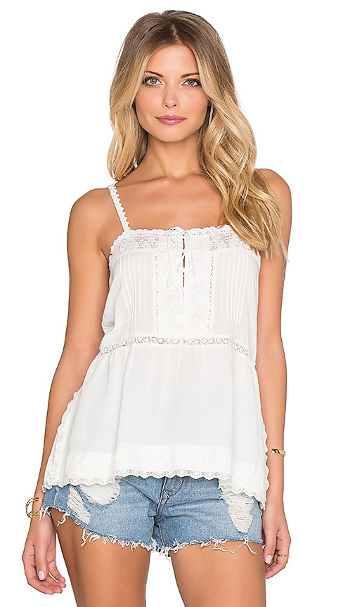 70b783d1 Spell & The Gypsy Collective Coco Top in White | REVOLVE