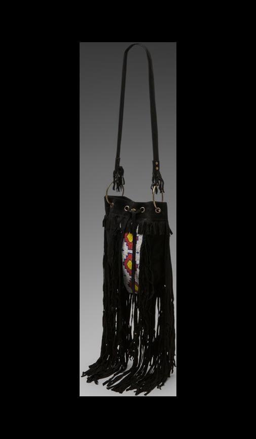 The Coachella Tassel Bag
