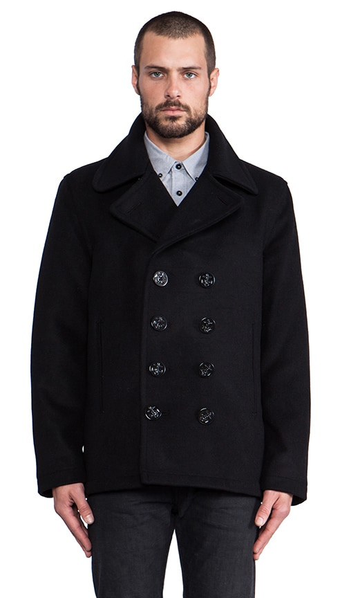 Dugan Pea Coat