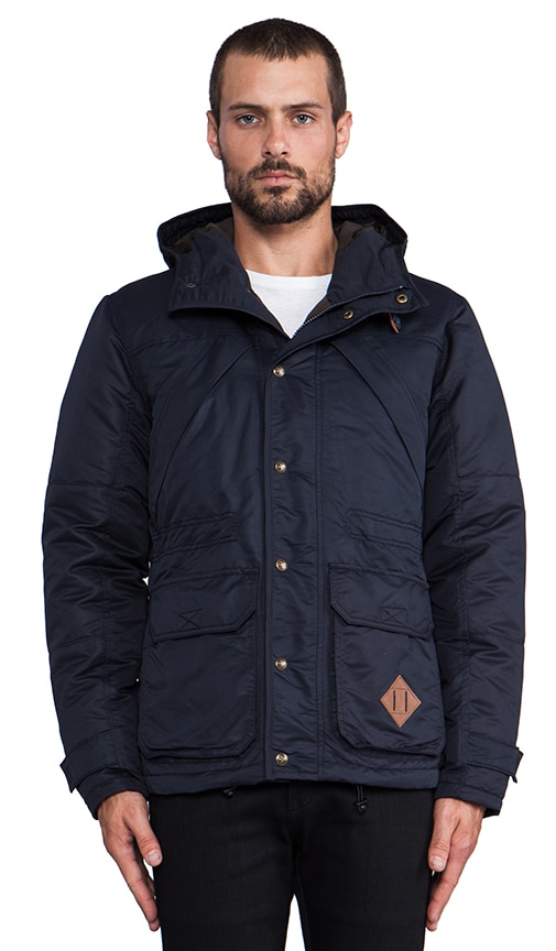 Down Mountain Parka
