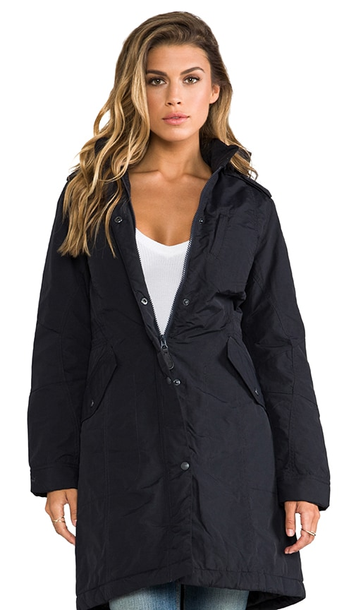 Spiewak Ranger Fishtail Parka in Navy