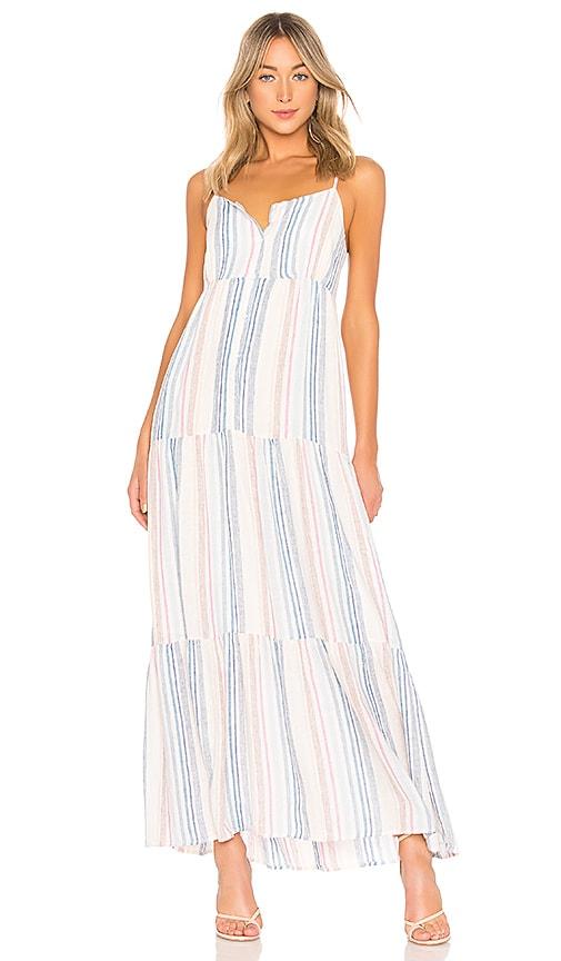 6290d7c0332 Splendid Arco Iris Maxi Dress in Multi