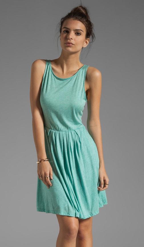 Eiffel Melange Jersey Dress