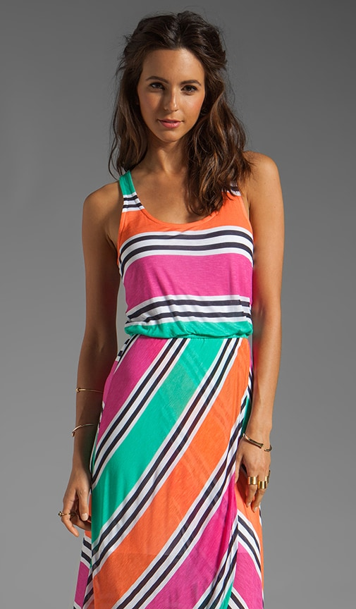 Cabana Stripe Dress