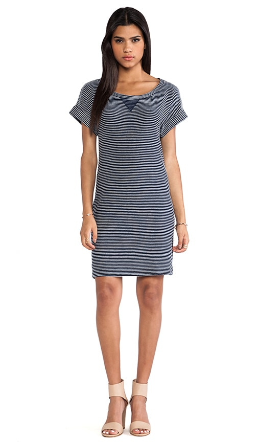 Cape Town Striped Active Dress