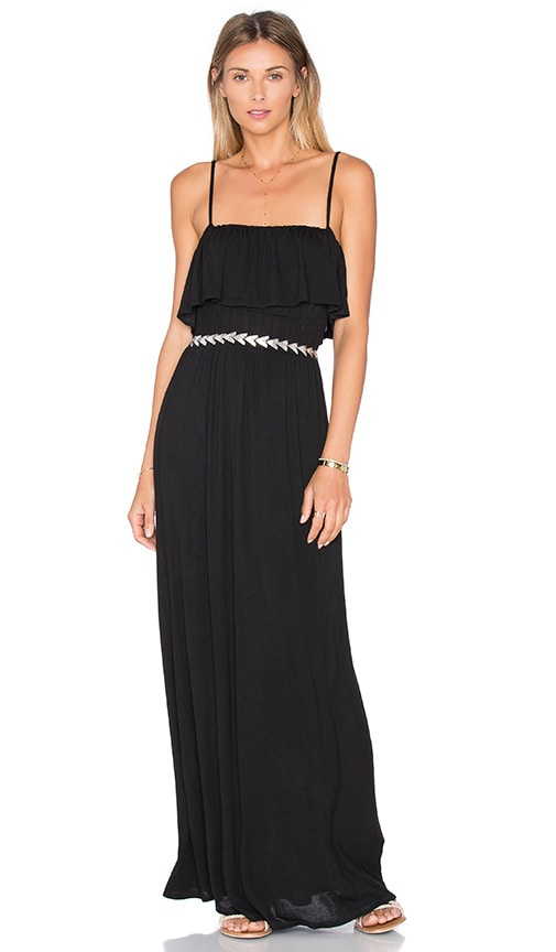 Drapey Lux Maxi Dress