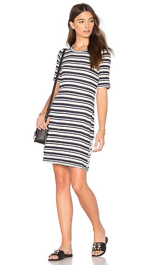 Topsail Stripe Shirt Dress