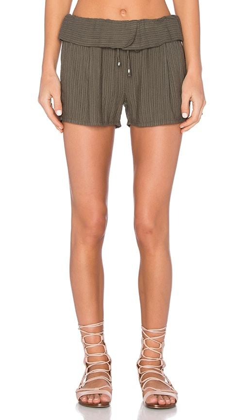 Marina Pinstripe Short