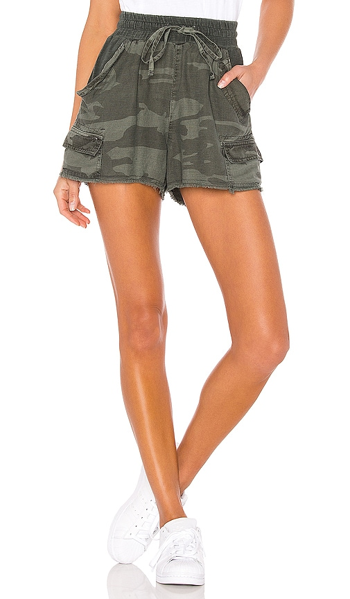 Camo Dockside Short