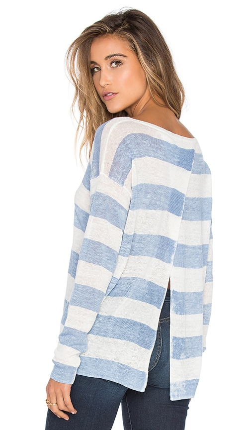 Splendid Southhampton Sweater in Blue