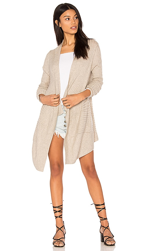 Splendid Hanford Cardigan in Beige