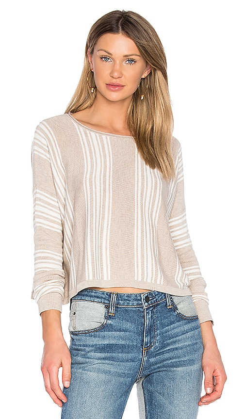 Splendid Bayside Sweater in Beige