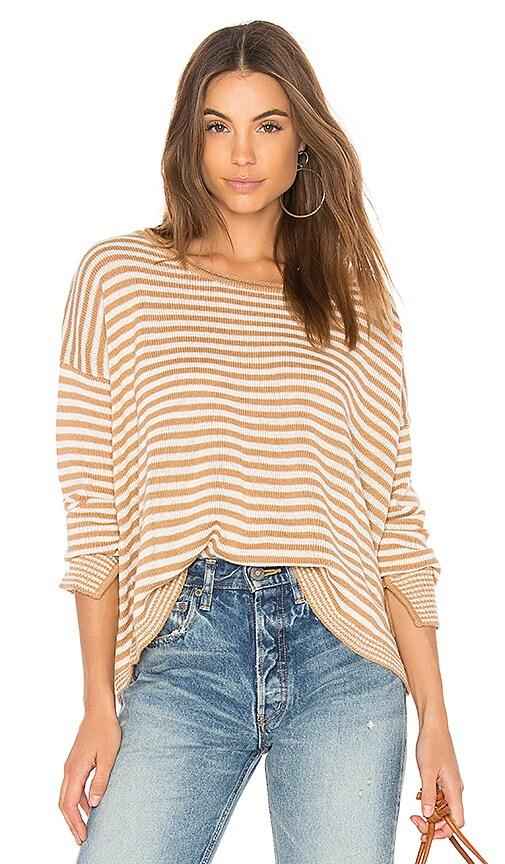 Splendid Tremont Sweater in Tan