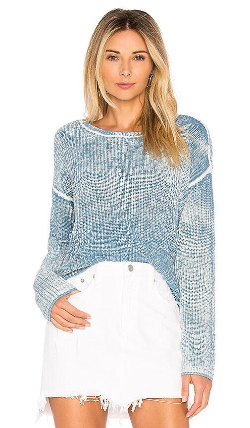 Splendid Misty Sweater in Blue