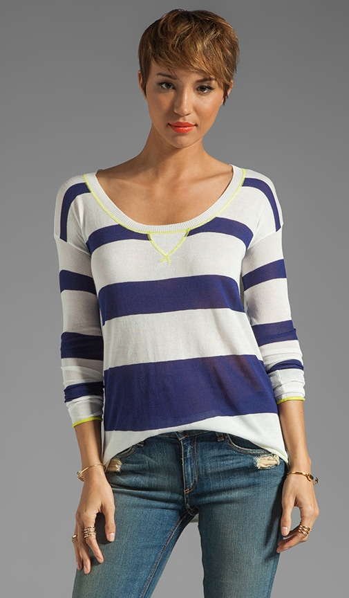 Yacht Stripe Sweater