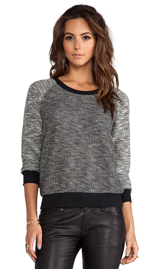 Boucle Active Pullover Sweater