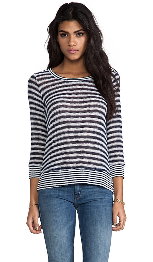 Deco Stripe Knit