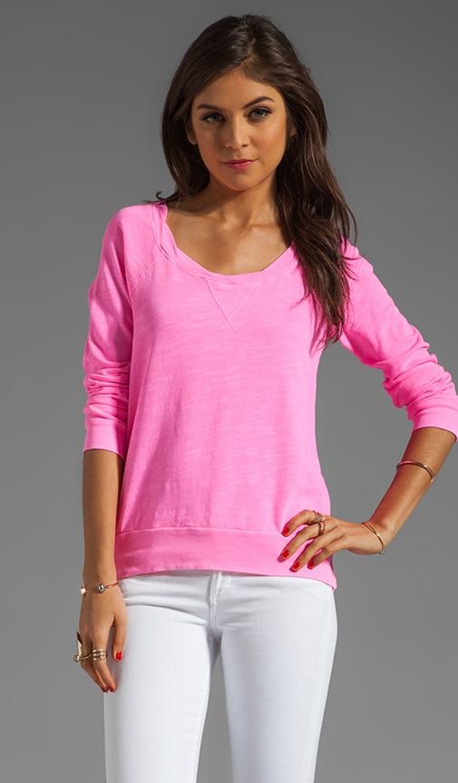 Slub Active Pullover