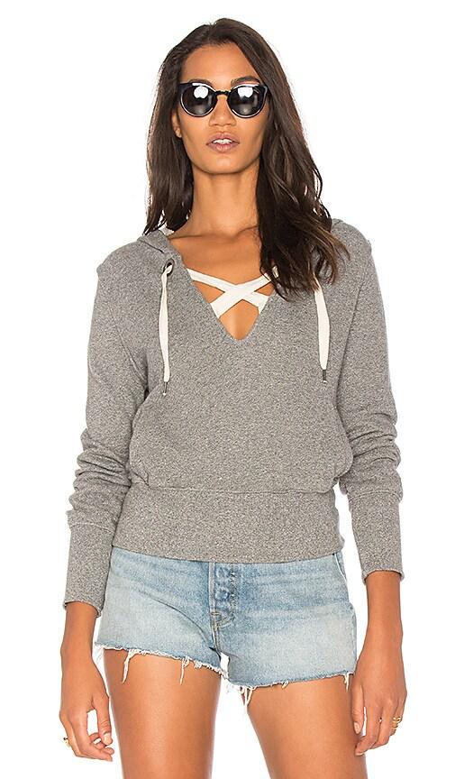 Splendid Warwick Active Sweatshirt in Gray
