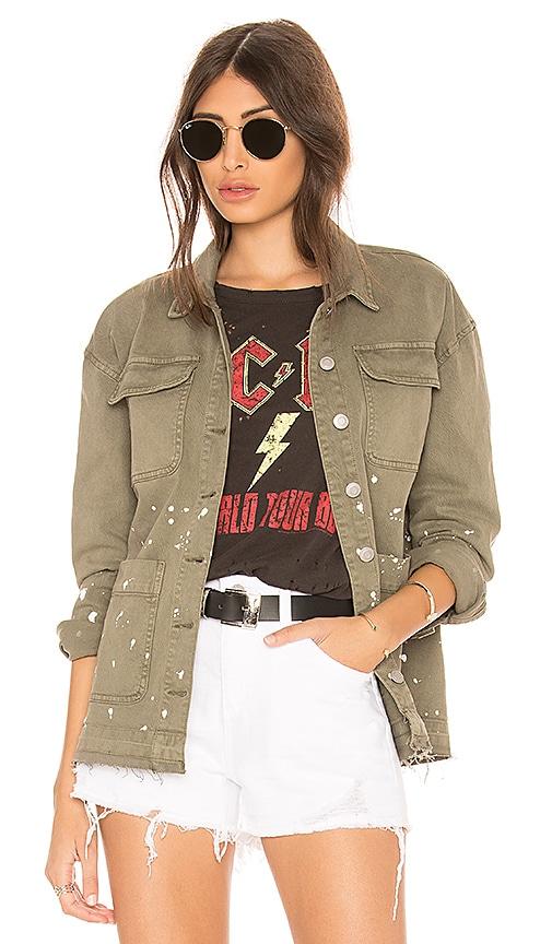 Splendid Easel Jacket in Army