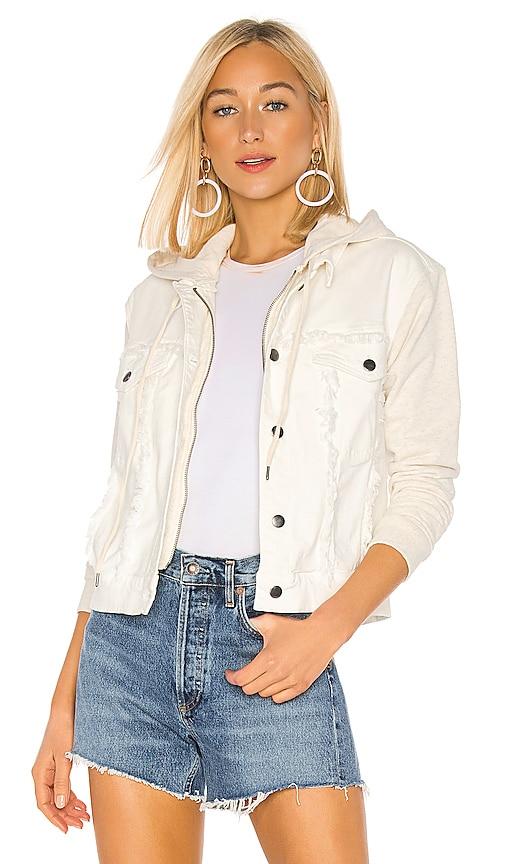 Jesse Mix Media Jacket