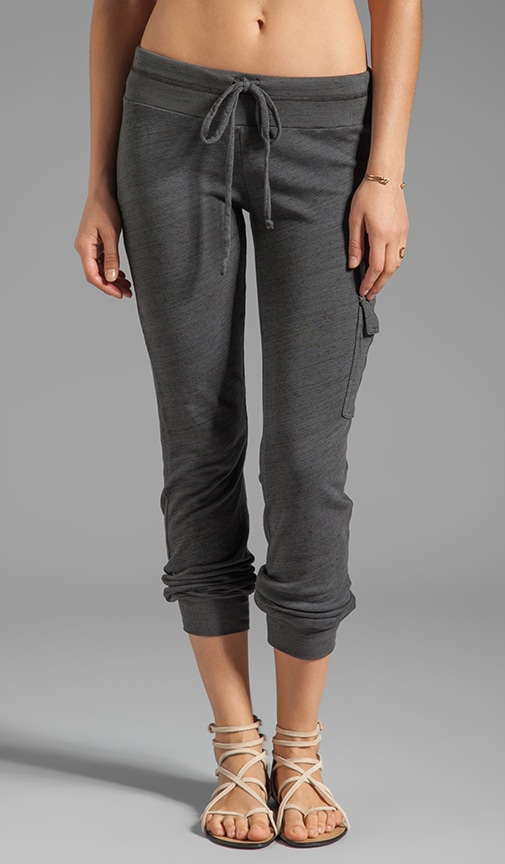 Space-Dyed Heather Active Sweat Pant