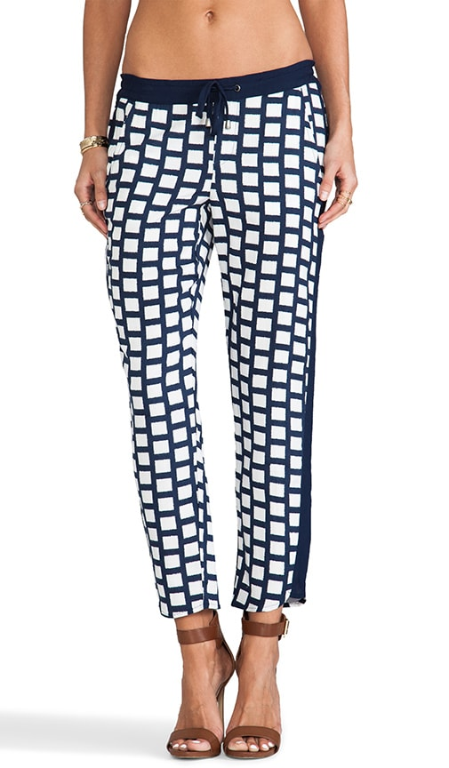 Window Pane Pant