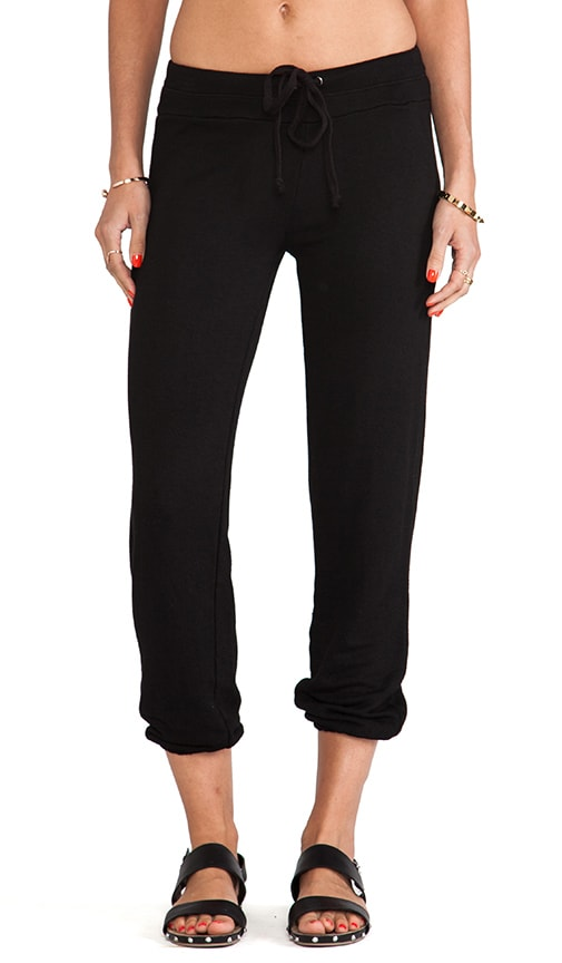 Soft Melange French Terry Pants